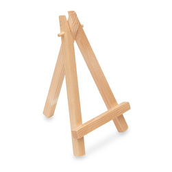 Mini Easel 100-Piece Classroom Pack - Size 2-3/4 in. x 5 in.