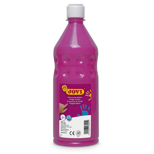 Jovi® Finger Paint - 25.36 oz. (750 ml) - Magenta