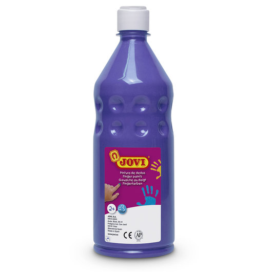Jovi® Finger Paint - 25.36 oz. (750 ml) - Violet