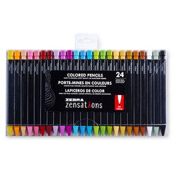 Zensations Colored Mechanical Pencils - Set of 24