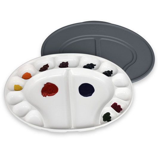 Mijello Peelable Oval Multipurpose Palette