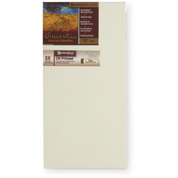 Vincent™ PRO Vintage™ Oil Primed Belgian Linen - 6 in. x 12 in.
