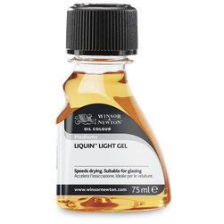 Winsor & Newton™ Liquin™ Light Gel Medium - 2.5 oz. (75 ml)