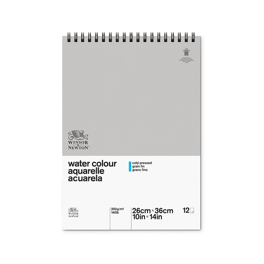 Winsor & Newton™ Classic Watercolor Paper - 10 in. x 14 in. Spiral Pad