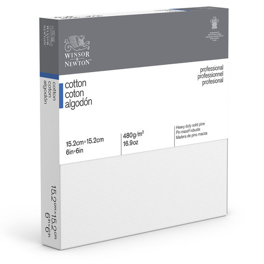 Winsor & Newton™ Professional Canvas - 6 in. x 6 in.