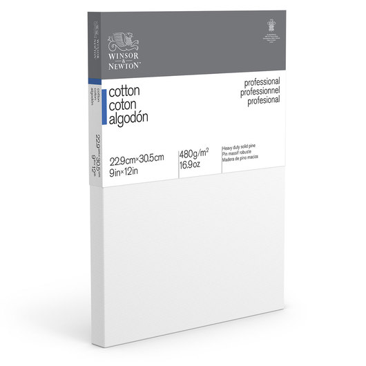 Winsor & Newton™ Professional Canvas - 9 in. x 12 in.
