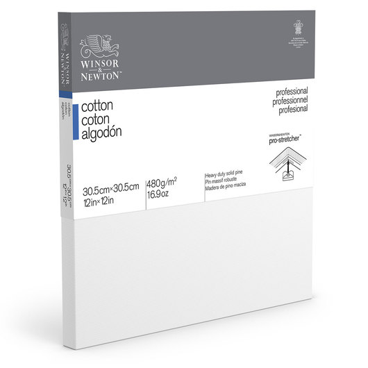 Winsor & Newton™ Professional Canvas - 12 in. x 12 in.