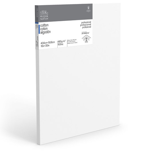 Winsor & Newton™ Professional Canvas - 16 in. x 20 in.