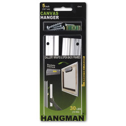 Canvas Hanger - 5 in.