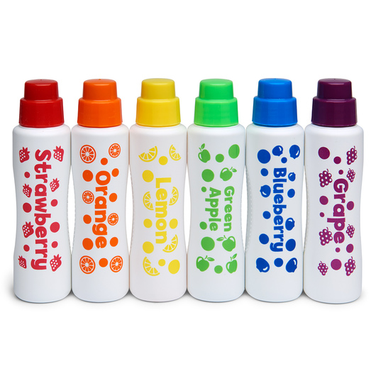 Do-A-Dot Art™ Paint Markers - 6-Pack Juicy Fruit Scented