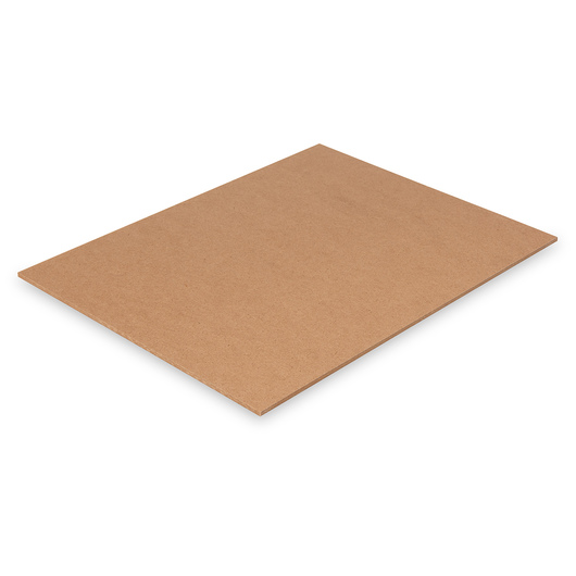 Nasco Untempered Hardboard 1/4 in. Panel - 14 in. x 18 in.