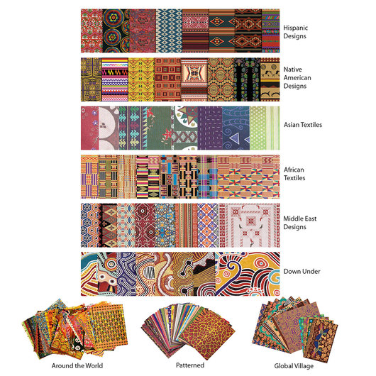 Roylco® Craft Paper Colossal Pack