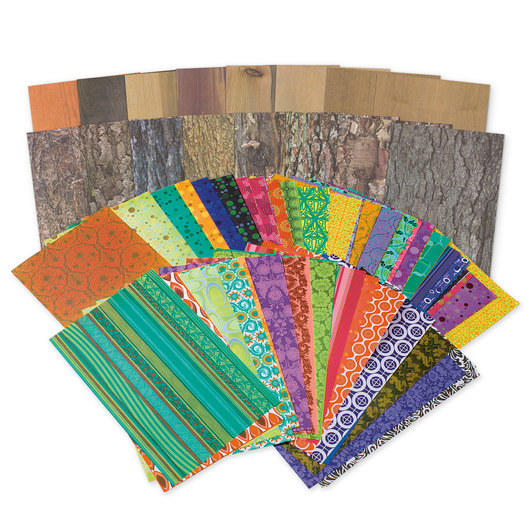 Roylco® Patterned Paper Variety Pack of 10 Styles