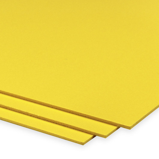 Bubbalux™ Ultimate Craft Board - Yellow