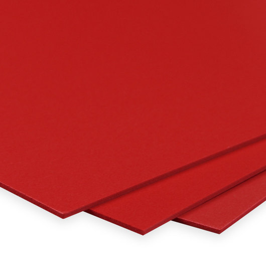 Bubbalux™ Ultimate Craft Board - Red