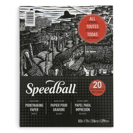 Speedball® Printmaking Pad - 8-1/2 in. x 11 in.