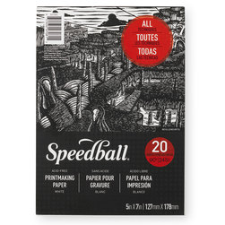 Speedball® Printmaking Pad - 5 in. x 7 in.