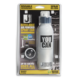 Jacquard® YouCAN Refillable Air-Powered Spray Can