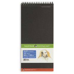 Hand•book Drawing Pad™ - 6 in. x 12 in.