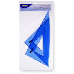 Helix® Student Triangle Pair