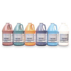 Chroma® 2 Heavy-Bodied Washable Tempera Paint - Half-Gallon Set - Secondary Colors
