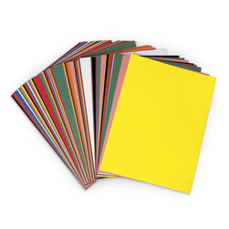 Nasco Country School™ Construction Paper - 9 in. x 12 in. - Assorted