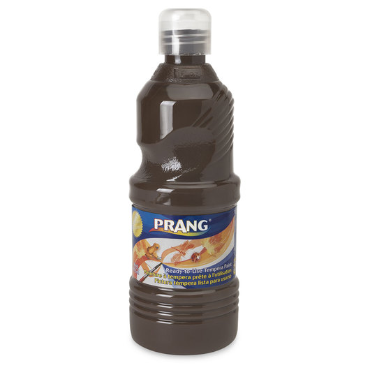 PRANG® Ready-To-Use Tempera Pint - Brown