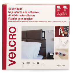 Velcro® General Purpose Sticky Back Tape