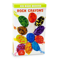 Rock Crayons - Set of 12