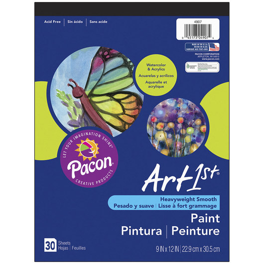 Art1st® Paint Pad - 9 in. x 12 in.