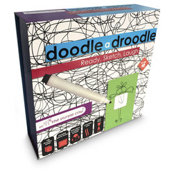 Doodle a Droodle Game - Grade 1 and Up