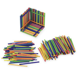 Colored Matchsticks - 2 in. L