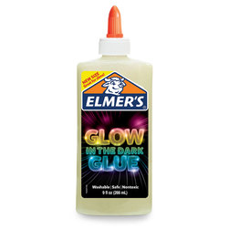 Elmer's® Glow-in-the-Dark Glue - 9 oz. - Natural