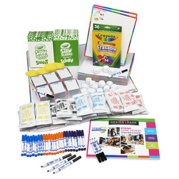 creatED® Design-a-Game™: A Create-to-Learn™ STEAM Program from Crayola® - Grade 4-5