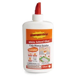 Supertite® White School Glue - 7.97 oz. (2.50 g)