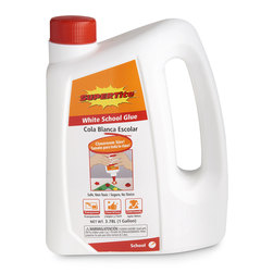 Supertite® White School Glue - 1 Gallon