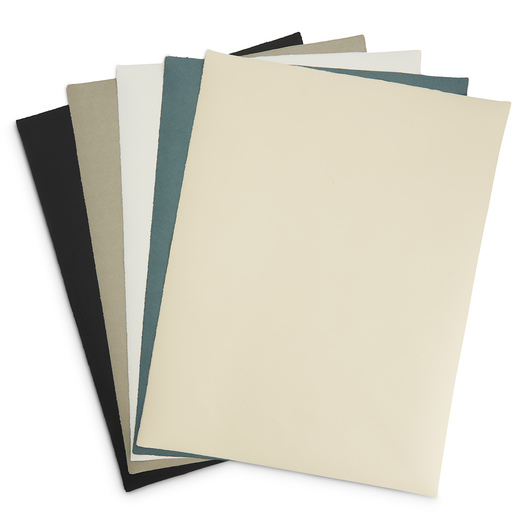 Ingres Pastel Paper - 19 in. x 25 in. - Assortment of 25
