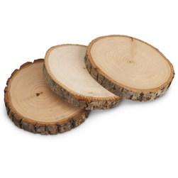 Basswood Country Rounds® Pack of 3