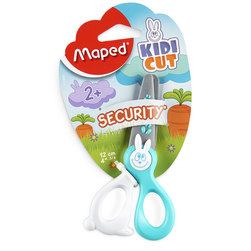 Maped® Kidicut Premium Safety Scissors - 4-3/4 in.