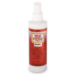 Mod Podge® Ultra - 8-oz. Bottle - Gloss