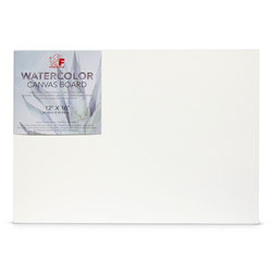 Fredrix® Watercolor Archival Canvas Panel - 12 in. x 16 in.