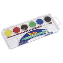 Jovi® Watercolors with Brush