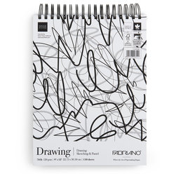 Fabriano® Mega Drawing Pad - 9 in. x 12 in.