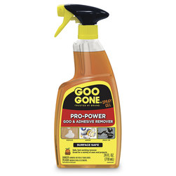 Goo Gone® Pro-Power® Goo and Adhesive Remover Spray Gel - 24 oz. Bottle
