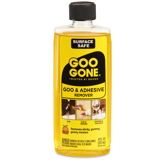 Goo Gone® Goo and Adhesive Remover - 8 oz.