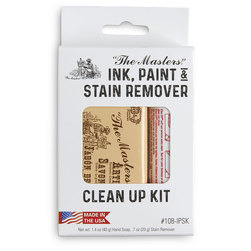 <q>The Masters®</q> Ink - Paint - and Stain Remover Set