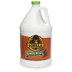 Gorilla® Kids Liquid School Glue - 1 Gallon