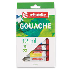 Talens Art Creation Gouache - Set of 8