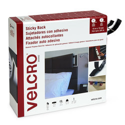 VELCRO® General Purpose Sticky Back Tape - 16.4 yds. x 3/4 in.