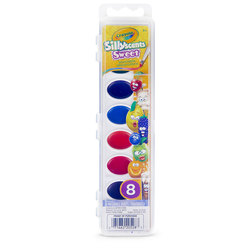 Crayola® Silly Scents™ Watercolor Set - Set of 8